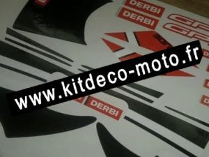 kit deco derbi gpr nude sportive 50