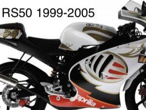 Kit Déco Aprilia Rs 50 1999 2005 – Manuell