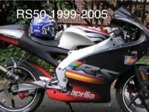 Kit Déco Aprilia Rs 50 1999 2005 – Arc