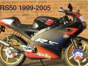 Kit Déco Aprilia Rs 50 1999 2005 – Noir Rouge 2
