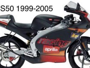Kit Déco Aprilia Rs 50 1999 2005 – Racing