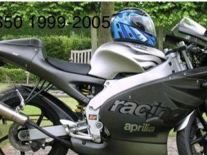 Kit Déco Aprilia Rs 50 1999 2005 – Racing Black