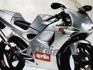 Kit Déco Aprilia Rs 50 Avant 1998 – 1996 Silver