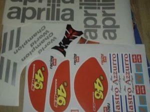Kit Déco Aprilia Rs 50 Avant 1998 – 46