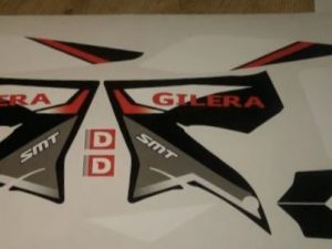 Gilera Black Kit déco Gilera SMT RCR