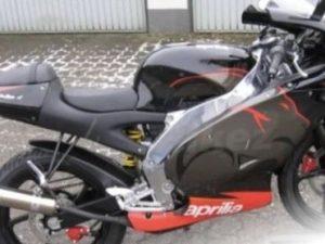 Kit déco Aprilia RS 50 1999-2005