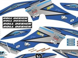 Kit Deco Raptor 350 Blue