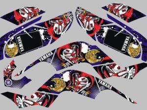 Kit Deco Raptor 660 Clown