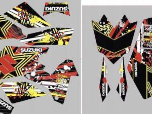 Kit Deco Suzuki Ltr 450 Rockstar