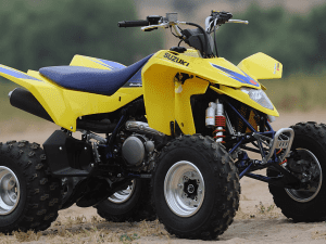 Kit déco Suzuki LTZ 400