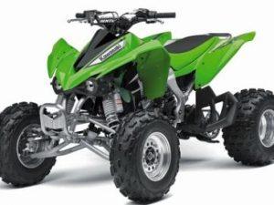 Kit déco Quad Kawasaki