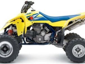 Kit déco Quad Suzuki