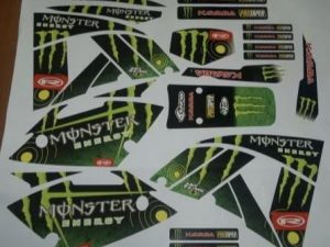 Rieju 50 Smx Monster