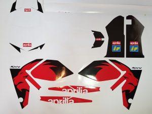 Kit DÉco Aprilia Sxv Rxv 450 550 Origine