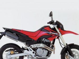 Kit DÉco Honda Fmx Rouge