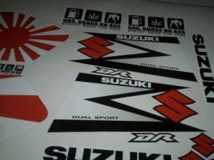 Kit DÉco Suzuki Dr 650