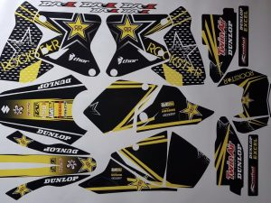 Kit DÉco Suzuki Drz 400 Rockstar #5