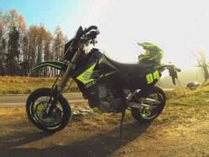 Kit DÉco Suzuki Drz 400 Yellow (non Fluo, Fluo En Option)
