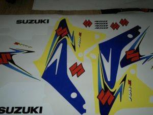 Kit DÉco Suzuki Rmz 450 2008 2012 Origine