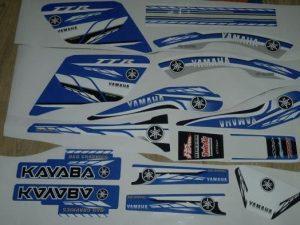 Kit DÉco Yamaha Ttr 250 2004