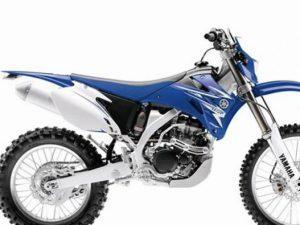 Kit DÉco Yamaha Wrf 450 2007 2011 Origine 2