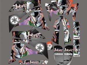 Kit DÉco Yamaha Xt 660 Avant 2006 Joker