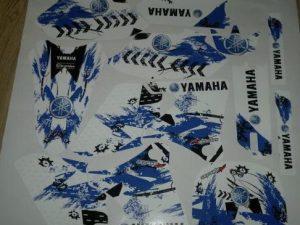 Kit DÉco Yamaha Yzf 250 426 1998 2002 Magic