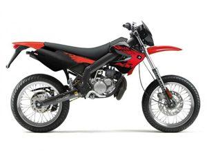 Kit déco DERBI - X-TREME / X-RACE avant 2011