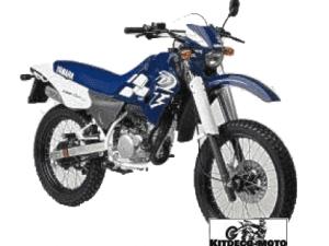 Kit déco DT50 avant 2003