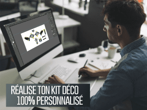 Kit Deco 100 Perso