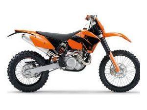 Kit déco KTM EXC / EXC-F (2004-2007)