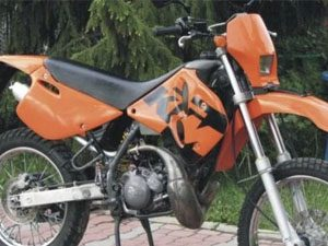 Kit déco KTM LC2