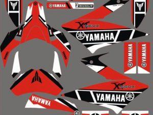 Kit Deco Yamaha 660 Xtx Xtr Xt Après 2006