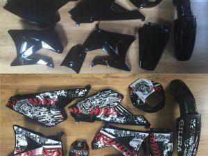 Kit Déco Gilera Smt 50cc Black
