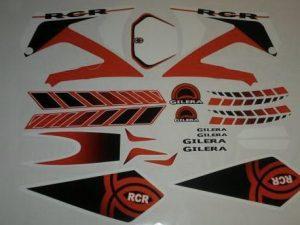 Kit Déco Gilera Smt 50cc Origine