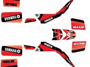 Blaster 200 Rouge Fonce Noir 2