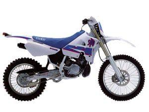 Kit déco Yamaha 200 WR