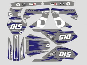 Kit Deco Derbi Xrace Xtreme Grey2